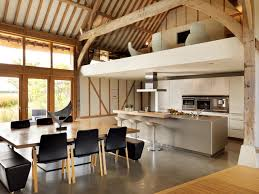barn conversion ideas eco barn conversion contemporary kitchen cheshire by kitchen