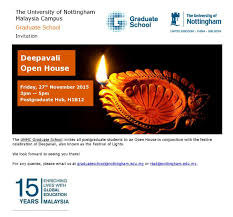 open house invitation invitation deepavali open house the postgraduate