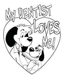 Teeth Coloring Pages For Preschoolers Happy Tooth Sad Brush Brushing Teeth Coloring Pages