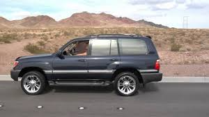 toyota cruiser 2001 toyota land cruiser test drive viva las vegas autos youtube