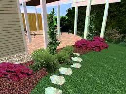 Townhouse Backyard Design Ideas 3d Design Of End Unit Townhouse By The Landscape Design Center