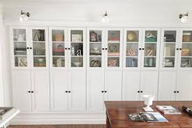 ikea billy bookcase glass doors 23 ingenious ikea billy bookcase hacks billy bookcase hack ikea