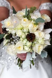 White Wedding Bouquets Winter Wedding Ideas For All White U0026 Festive Celebrations Inside