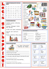 thanksgiving vocabulary words 20 free esl shopping vocabulary worksheets