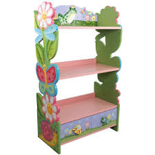 Levels Of Discovery Bookcase Fantasy Fields Magic Garden 38