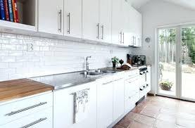 white subway tile kitchen white subway tile kitchen backsplash grout color the stylish white