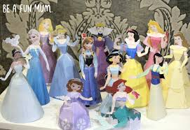 disney paper doll printables be a fun mum