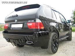 Bmw E30 Rear Valance Rear Bumper For Bmw X5