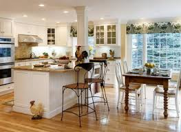 Kitchen Breakfast Room Designs Cool Kitchen Dining And Awesome Living Room And Dining Room Combo