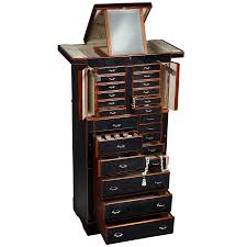 Jewelry Armoire With Lock And Key The 20 Best Premium Jewelry Armoires Zen Merchandiser