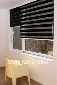 Sheer Roller Blinds For Arched The New Indoor Home Window Day Night Zebra Roller Blinds With