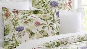Organic Duvet Cover King Amazing Mariel Floral Duvet Cover Sham Pottery Barn Floral Duvet
