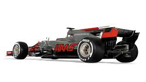 formula 4 formula 1 haas reveals its vf 17 ahead of pre season testing