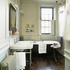 edwardian bathroom ideas edwardian bathroom with black clawfoot tub and console sink