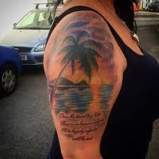 21 beach tattoo designs ideas design trends premium psd