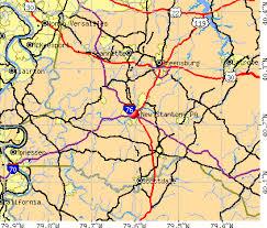 Comfort Inn New Stanton Pa New Stanton Pennsylvania Pa 15672 Profile Population Maps