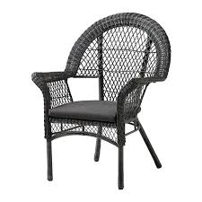 sedia da giardino ikea l繖ck纐 poltrona con cuscino da giardino ikea