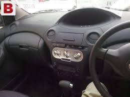 Toyota Platz Interior Toyota Vitz 2004 Model Kabali Pal White 1000cc Engine Quetta