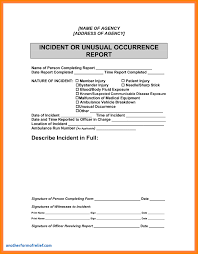 fracas report template crime report template new 8 how to make an incident report