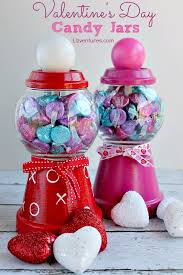 diy valentine s gifts for friends diy valentine s day candy jars eat move make