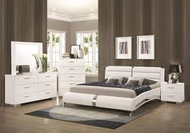 White Modern Bedroom Furniture by Bedroom Furniture Sets Contemporary Leather Sofa Bargain Bedroom