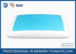 cool bed pillows memory foam cooling gel pillow viscosity stay cool bamboo pillows