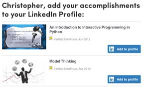 How To Add My Resume To Linkedin Add Coursera Accomplishments To Your Linkedin Profile Coursera Blog