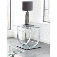 Silver Accent Table Steve Silver Accent Tables Homeclick
