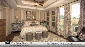 village builders floor plans the new haven ii model tour village builders houston youtube