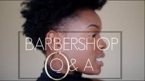 what haircut to ask the barber tapered twa what to ask for at the barbershop youtube