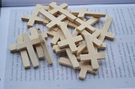 small wood crosses search list