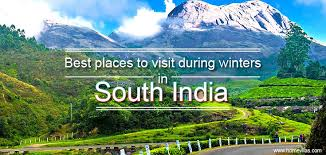 best places to visit during winters in south india