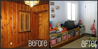 how to paint over wood paneling painting wood paneling brokenshaker com