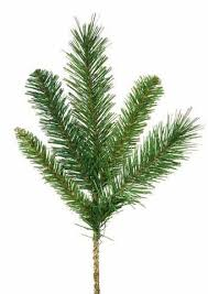 where to buy mistletoe artificial pine mistletoe christmas greenery at afloral