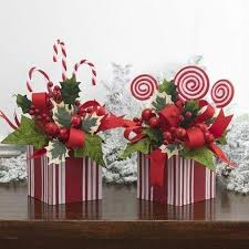 Christmas Centerpieces Diy by Best 20 Christmas Table Centerpieces Ideas On Pinterest