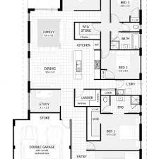 4 bdrm house plans 4 bedroom house plans home designs from 4 bedroom house design