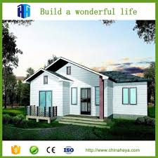 heya superior quality low cost ready made steel frame residential