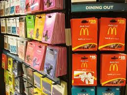fast food gift cards mystery santa buys gift cards for hungry broadcasting