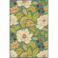 Yellow Indoor Outdoor Rug Orian Rugs Indoor Outdoor Medallion Hubbard Multi Area Rug 6 U00275 X 9