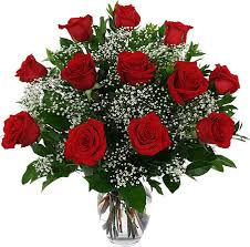 Long Stem Flowers One Dozen Long Stem Red Roses Anniversary Flowers Canada