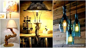 Diy Light Fixtures 21 Extraordinary Unique Diy Lighting Fixture Projects That You