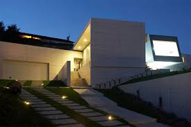exterior modern contemporary house architecture on home design