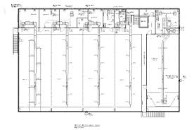 hvac floor plan fellowship hall shabani engineering