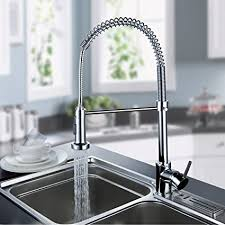 discount kitchen faucets pull out sprayer lightintheboxsolid brass pull kitchen faucet with pull
