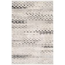 Cream And Grey Area Rug by Home Decorators Collection Taurus Grey Cream 4 Ft X 6 Ft Area