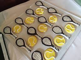 tennis cake toppers tennis party with lara shriftman anders ruff custom designs llc