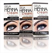 henna eye makeup buy generic brown delia henna eyebrows makeup eyebrow tint
