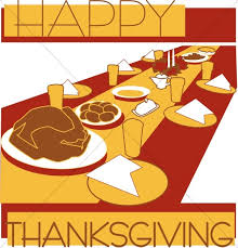 Thanksgiving Feast Clip Happy Thanksgiving Feast Thanksgiving Word