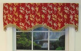 Bead Trim For Curtains Valances Swags U0026 Window Toppers Thecurtainshop Com