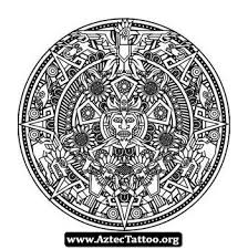 aztec tattoo art real photo pictures images and sketches u2013 ideas